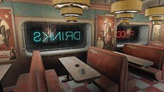 "getlinkyoutube.com-Fallout 4 Vault Settlement ""Underworld"" (Includes Construction)"