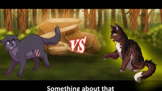 getlinkyoutube.com-Cinderpelt vs Spottedleaf. Epic Rap Battles of Warriors #6