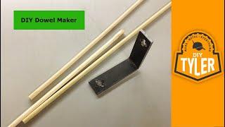 getlinkyoutube.com-Make a Dowel Maker 010
