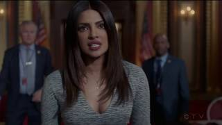 Alex Parrish linked Russian mob to the new president / Season 2 Finale #3 - Quantico (tv series)