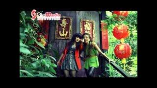 getlinkyoutube.com-[M-Girls 四个女生] 开心年+飞跃新年+春风催花开 -- 团聚 (Official MV)