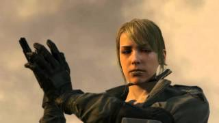 MGSV - Quiet helps Quiet defeat Quiet