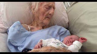 getlinkyoutube.com-¿ANCIANA DE 101 AÑOS DIÓ A LUZ A UN BEBE? 27 DE ABRIL DE 2016