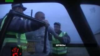 getlinkyoutube.com-Водитель избил ГАИшника