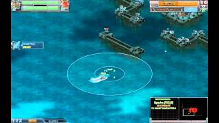 How to kill a Military Stronghold Level 65 in Battle Pirates