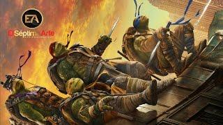 Ninja Turtles: Fuera de las sombras - Tráiler español (HD)