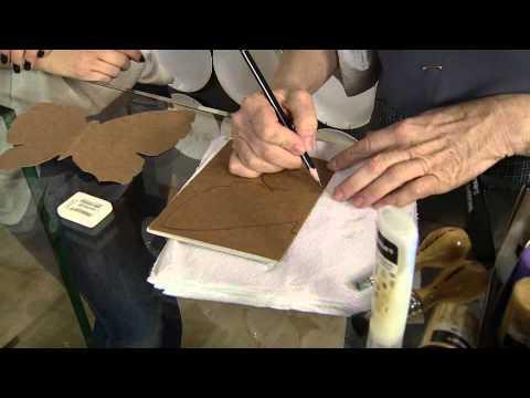 Aprenda a fazer a técnica da pintura monotipia em uma camiseta!