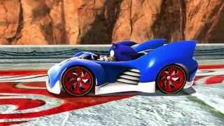 getlinkyoutube.com-Sonic Generations PC Mod: ASRT Car Progress Video