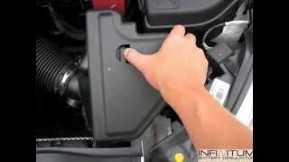 INFINITUM Battery Desulfator Installation on a Peugeot 308