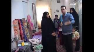 getlinkyoutube.com-الخياطة لميعة من ديالى - خيوط الخير ليوم 13-3-2013