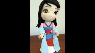 getlinkyoutube.com-BISCUIT-  Princesa Mulan