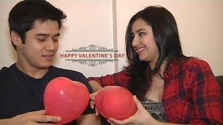 getlinkyoutube.com-Anshuman and Sanaya celebrate Valntine's Day with Tellybytes