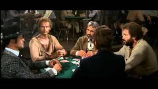getlinkyoutube.com-On continue à l'appeler Trinita (VF 1980) - Partie de poker