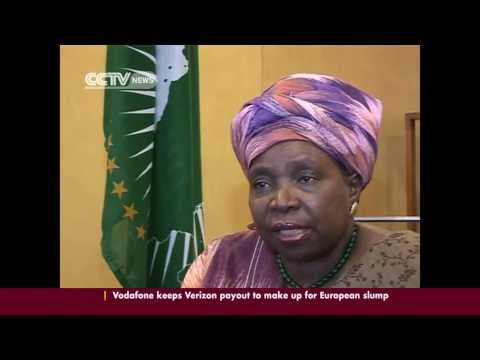 Here's a detailed interview with the African Union chairperson