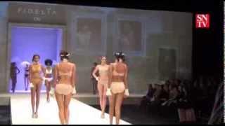 getlinkyoutube.com-Salon International de la Lingerie 2014 - Défilé de Mode - Lingerie & Cocooning