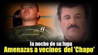 getlinkyoutube.com-Vecinos de celda de El Chapo amenazados la noche de su fuga