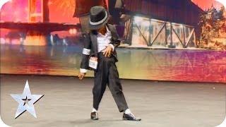 getlinkyoutube.com-Semifinalist 48 - Kingsley Little MJ di Indonesia's Got Talent
