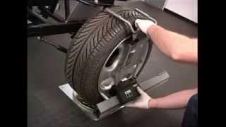 getlinkyoutube.com-Accu-Track / Balco 4 Wheel Laser Aligner