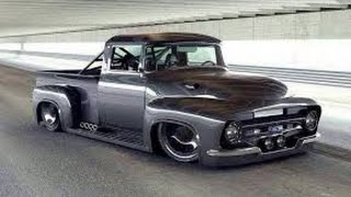 getlinkyoutube.com-Building The Beast 1956 Ford F100 Build Forza Horizon 2 Xbox One