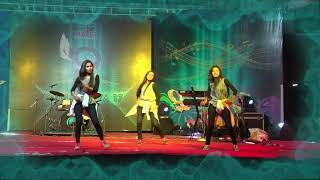 Annual Day Dance Performance by MBICT Student