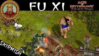 getlinkyoutube.com-Age of Mythology: Tale of the Dragon Gameplay Fu Xi