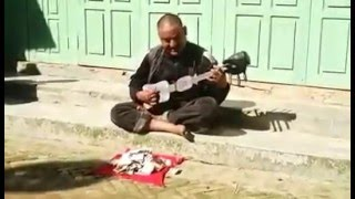 getlinkyoutube.com-Bir Bahadur Kami Singing Tamang Selo with Tungna || RARE VIDEO