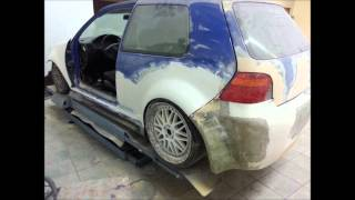 getlinkyoutube.com-Golf 4 Umbau by PMJ Car Design