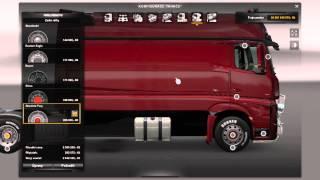 getlinkyoutube.com-[ETS2]Euro Truck Simulator 2 Longline Mercedes Actros 2014