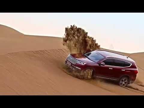 Lifan X80 - Off Road In Desert