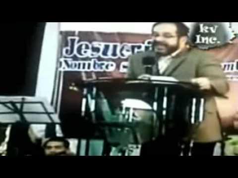 Pastor Violador Alvaro Games   Iglesia SALEM Pasto PARTE 1 29 junio 2012