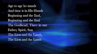 getlinkyoutube.com-Chris Tomlin - How great is our God lyrics