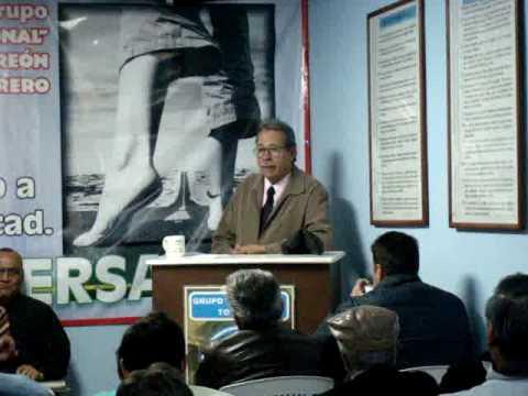 Psicologo Silvestre Faya en Alcoholicos Anonimos 5/8