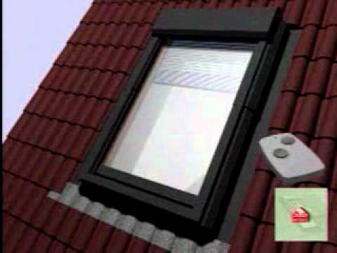 cortinas , persianas para ventanas de tejado