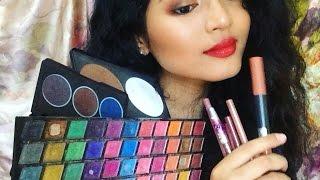 getlinkyoutube.com-MAKEUP MURAH?! Miss rose, Kiss proof, Daiso, Catrice, Elianto (Bahasa Malaysia)