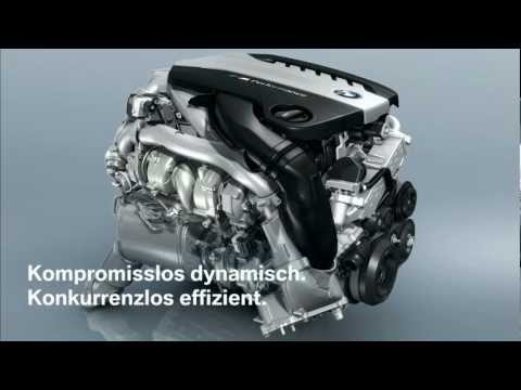Animation of BMW's 6 Cylinder Tri-Turbo Diesel N57S Engine (M550d and X5/X6 M50d)