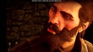 Dragon Age: Inquisition - Blackwall romance sex scene