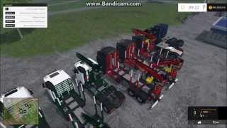 getlinkyoutube.com-Farming Simulator 2015 - fs15 My top 10 mods