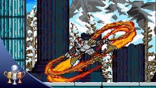 getlinkyoutube.com-Shovel Knight KRATOS Secret Boss Fight (How to Unlock Kratos, Beat Him & Get Armor of Chaos Reward)