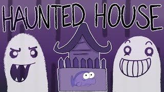 getlinkyoutube.com-My Traumatizing Haunted House Experience