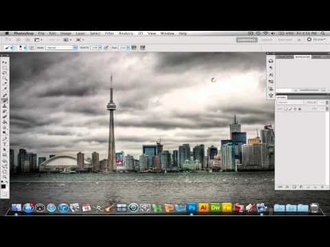 Digital Painting in Photoshop CS5 Tips&Tricks :Getting Started with a Tablet