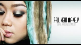 getlinkyoutube.com-Makeup Tutorial - Fall Night Look | Cheryl Raissa