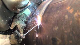 getlinkyoutube.com-Pipeline Welding  -  Multiple Sections