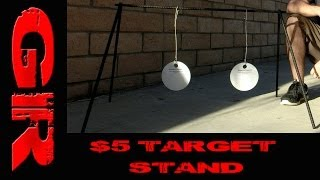 getlinkyoutube.com-How To #11: Build A Target Stand For Under $5