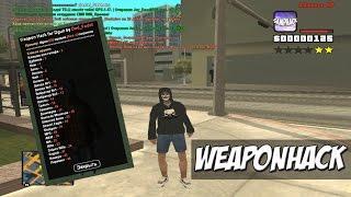 getlinkyoutube.com-[CLEO] WeaponHack For Dgun