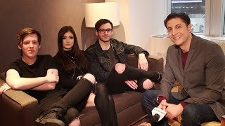 "getlinkyoutube.com-Against The Current on ""In Our Bones"" Behind The Velvet Rope with Arthur Kade"