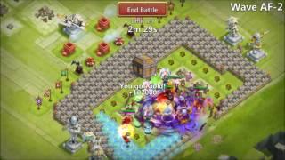 Castle Clash - Come On HBM AF...022017