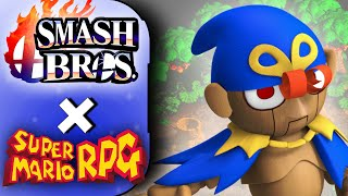 getlinkyoutube.com-Geno, Forest Maze, and More Mario RPG Content in Smash Bros. — Nintendo Week | Gamnesia