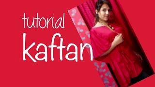 getlinkyoutube.com-♥ Cómo hacer un Caftan ♥