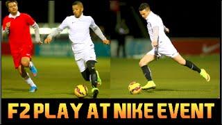 getlinkyoutube.com-Hypervenoms VS Tiempos VS Superflys VS Magistas | Nike Event | F2Freestylers