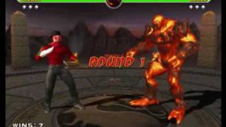 getlinkyoutube.com-MORTAL KOMBAT ARMAGEDDON played as FREDDY KRUEGER